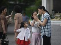Ảnh độc: Mùa hè ở Triều Tiên khiến thế giới ngỡ ngàng