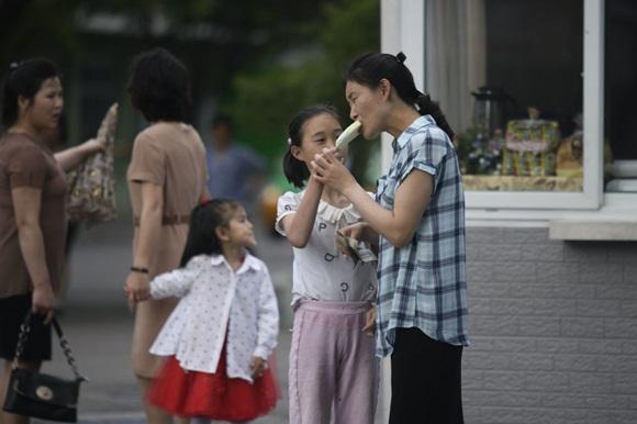 Ảnh độc: Mùa hè ở Triều Tiên khiến thế giới ngỡ ngàng-2
