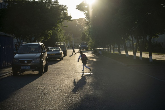 Ảnh độc: Mùa hè ở Triều Tiên khiến thế giới ngỡ ngàng-3