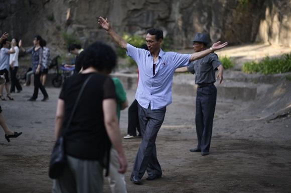 Ảnh độc: Mùa hè ở Triều Tiên khiến thế giới ngỡ ngàng-5