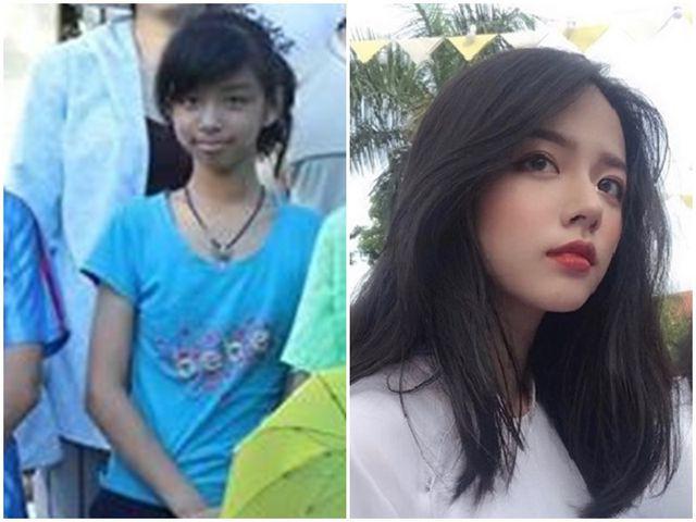 Khoe ảnh dậy thì thành công, nữ sinh 10x Quảng Bình đốn tim dân mạng-1
