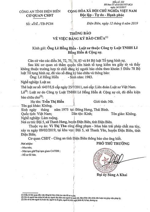Vụ mẹ nữ sinh giao gà bị sát hại: Công an Điện Biên thông tin nóng-2