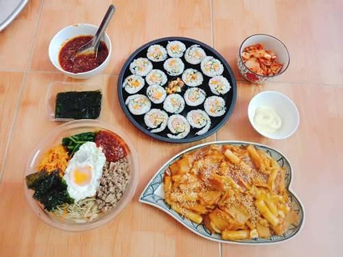9x Nam Định đã vào bếp là ham nấu nhiều món, khiến chồng phải xót, cứ nói thế này...-2