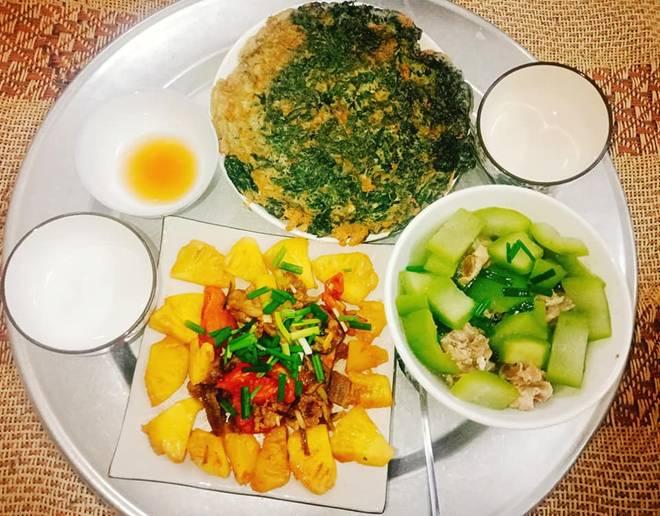 9x Nam Định đã vào bếp là ham nấu nhiều món, khiến chồng phải xót, cứ nói thế này...-13