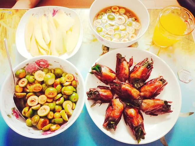 9x Nam Định đã vào bếp là ham nấu nhiều món, khiến chồng phải xót, cứ nói thế này...-14