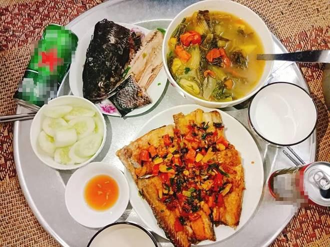 9x Nam Định đã vào bếp là ham nấu nhiều món, khiến chồng phải xót, cứ nói thế này...-7