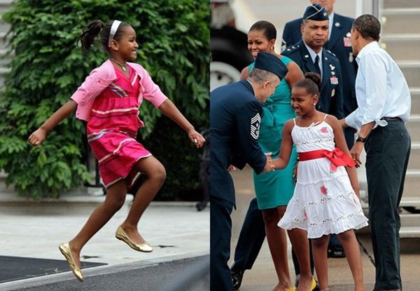Con gái út của ông Barack Obama: Hành trình lột xác đáng kinh ngạc từ vịt hóa thiên nga và những bí mật giờ mới được hé lộ-2