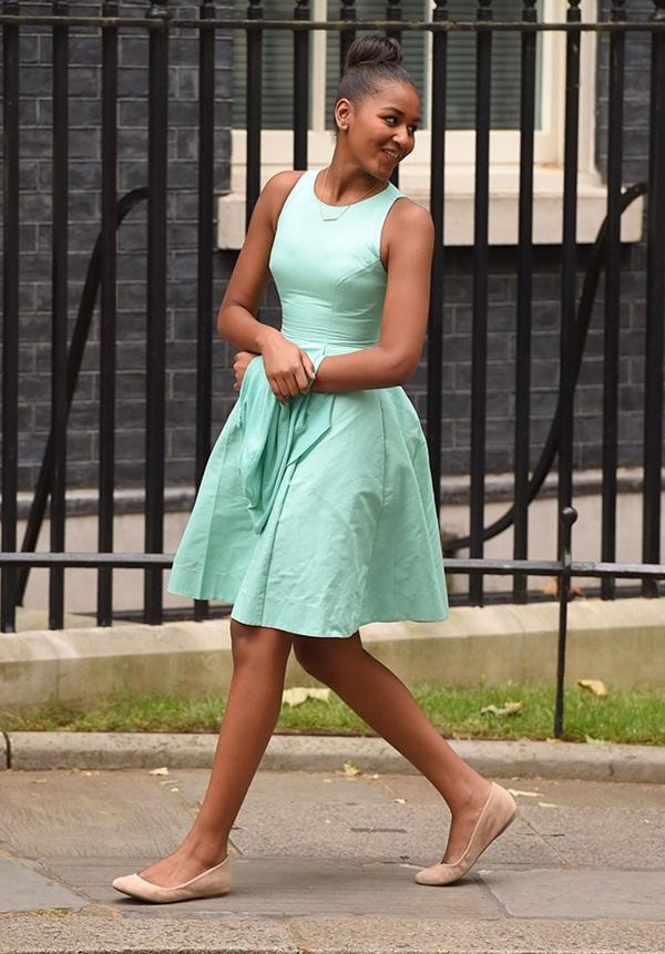Con gái út của ông Barack Obama: Hành trình lột xác đáng kinh ngạc từ vịt hóa thiên nga và những bí mật giờ mới được hé lộ-5
