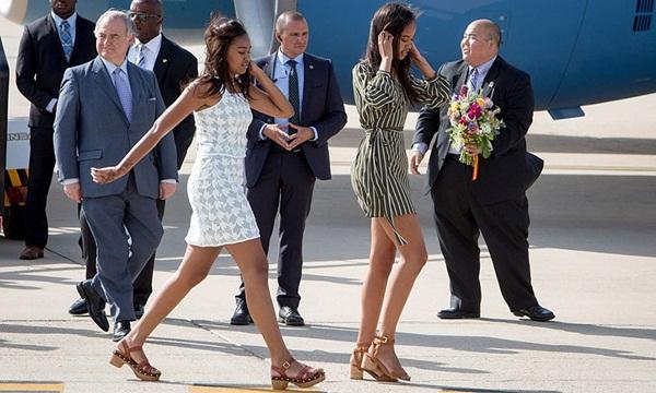 Con gái út của ông Barack Obama: Hành trình lột xác đáng kinh ngạc từ vịt hóa thiên nga và những bí mật giờ mới được hé lộ-6