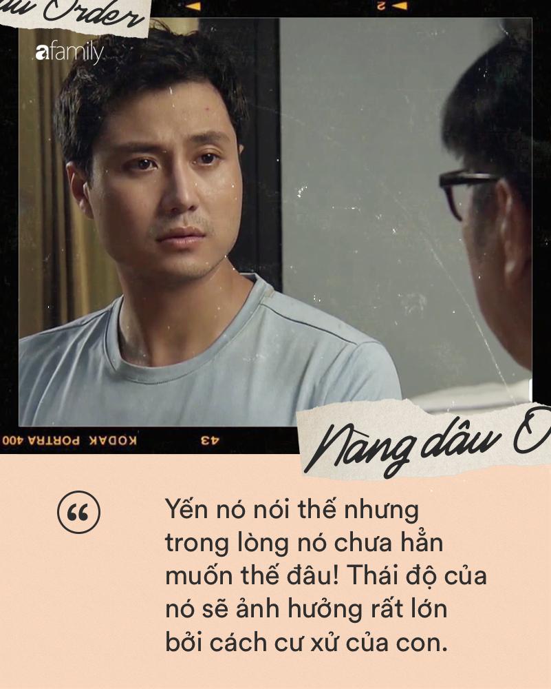 Nàng dâu order: Những câu nói khiến chị em muốn vỗ tay vì quá hay của bố chồng Lan Phương trong tập phim tối qua-1