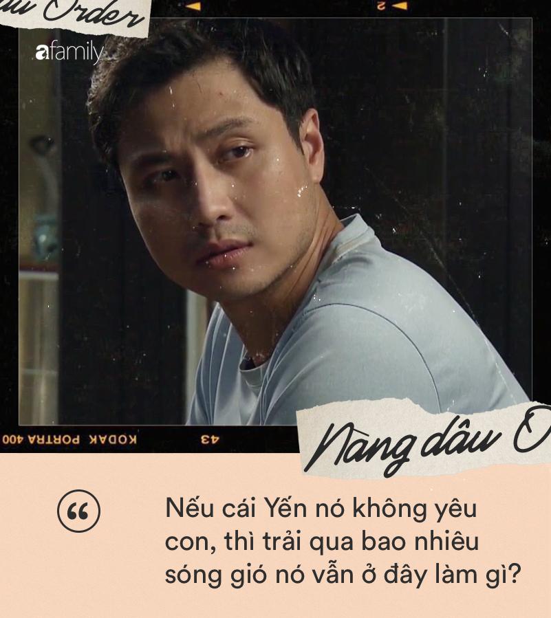 Nàng dâu order: Những câu nói khiến chị em muốn vỗ tay vì quá hay của bố chồng Lan Phương trong tập phim tối qua-3