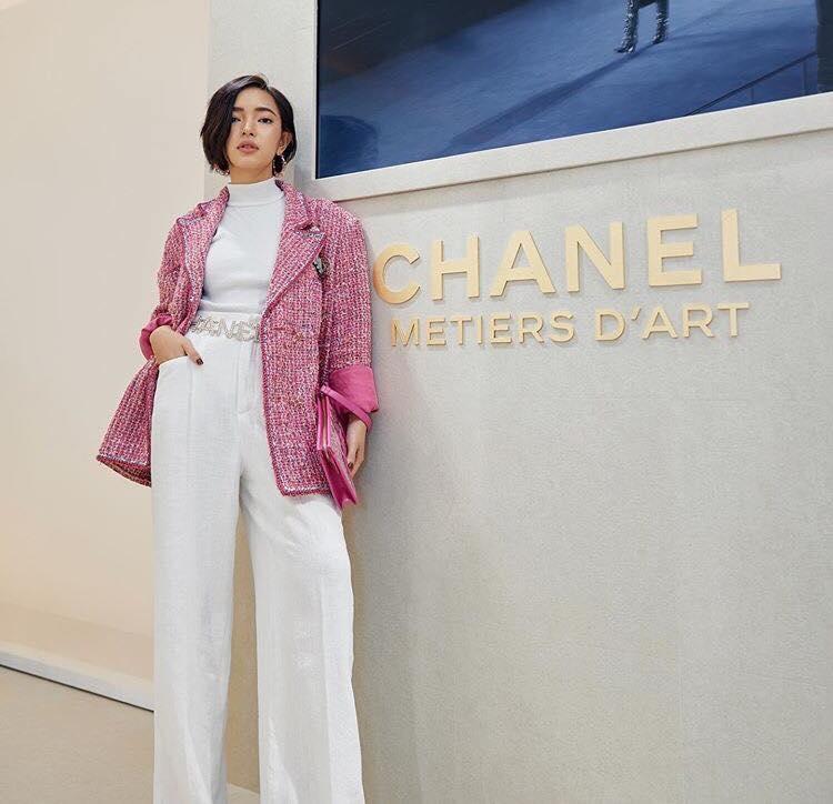 Cả showbiz diện thắt lưng Chanel 50 triệu đồng đều sang chảnh hết nấc chỉ trừ nàng thơ Phượng Chanel-10