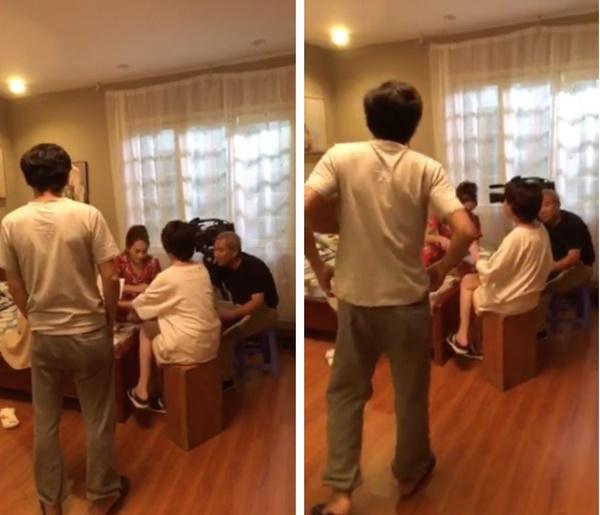 Về nhà đi con: Hé lộ cảnh cuối trước khi phim đóng máy, bố Sơn bất ngờ nhắc đến tên Khải-3