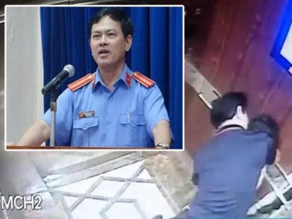 Ông Nguyễn Hữu Linh không thừa nhận hành vi dâm ô, chỉ thừa nhận ôm hôn bé gái 3 lần-1