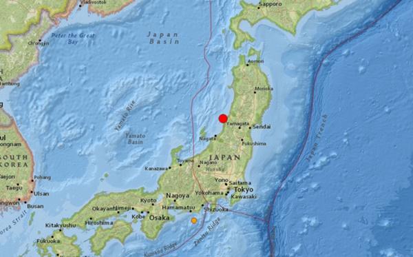 Động đất mạnh 6,8 độ ở Nhật Bản, cảnh báo nguy cơ sóng thần-1