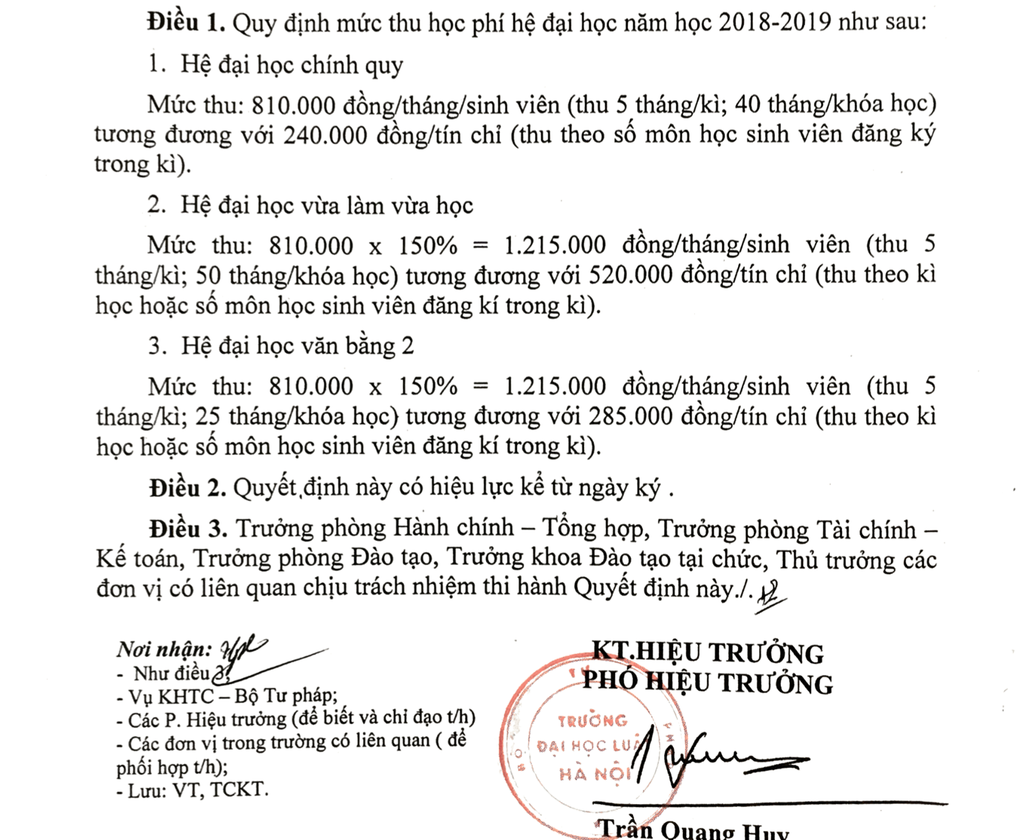 Những trường Đại học công lập học phí thấp bậc nhất Việt Nam, không quá 10 triệu mỗi năm-2