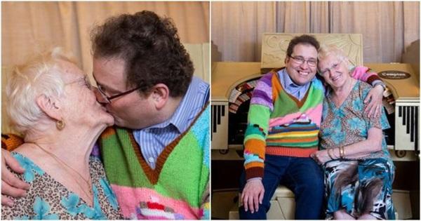 Cụ bà 83 và chồng kém 40 tuổi, cưới nhau 14 năm vẫn viên mãn-1