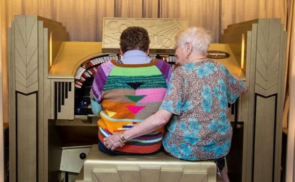 Cụ bà 83 và chồng kém 40 tuổi, cưới nhau 14 năm vẫn viên mãn-2