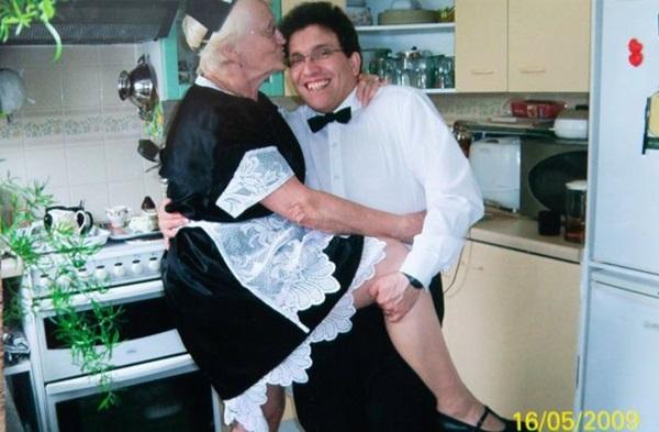 Cụ bà 83 và chồng kém 40 tuổi, cưới nhau 14 năm vẫn viên mãn-5