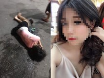 Xôn xao hình ảnh cô gái trẻ sinh năm 2003 bị đánh ghen do đã cặp kè với người có vợ còn thích