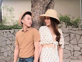 """Đàm Thu Trang """"nắm giữ"""" trái tim Cường Đô La một phần cũng nhờ gu thời trang tinh tế nhường này"""