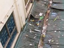 Bé gái 6 tuổi rơi từ tầng 14 chung cư xuống mái tôn lúc mẹ vắng nhà đã tử vong