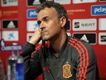 Luis Enrique từ chức HLV trưởng tuyển Tây Ban Nha