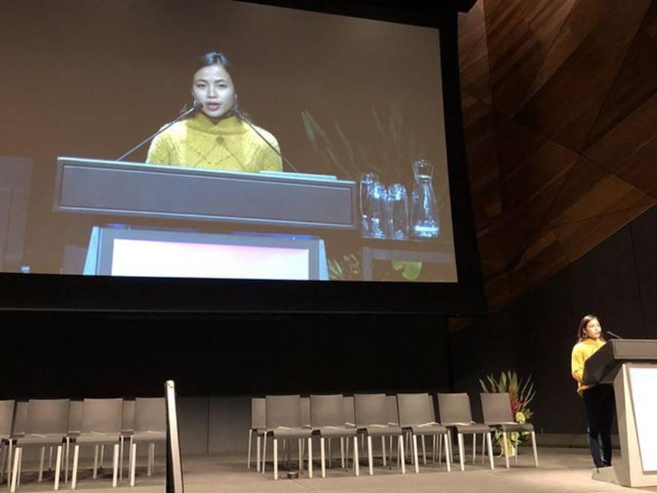 Câu chuyện truyền cảm hứng của cô gái từ lọ lem bãi rác hoá thành thủ khoa xinh đẹp, nhận học bổng toàn phần tại Úc-2