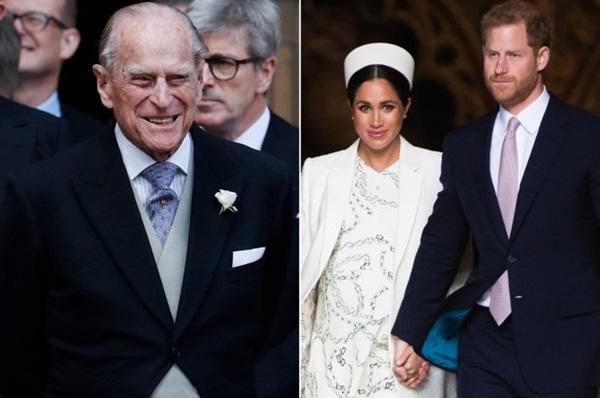 Chồng của Nữ hoàng Anh phản đối cuộc hôn nhân giữa Hoàng tử Harry và Meghan Markle vì lý do bất ngờ-1