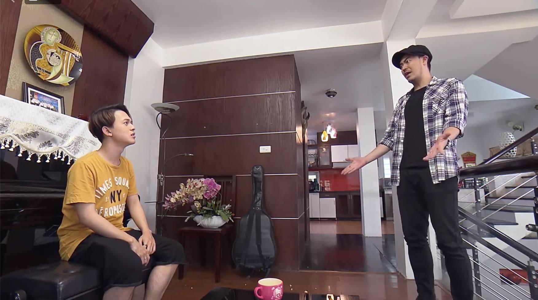 Về nhà đi con tập 49: Ghen vì Dương yêu bố, Bảo nhất quyết đòi ông Quốc làm điều vô lý này cho mình-6