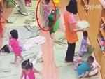 Lá thư xin lỗi gửi lúc đêm muộn của cô giáo ở Hà Nội tát bé hơn 2 tuổi sấp mặt, tụ máu môi-2