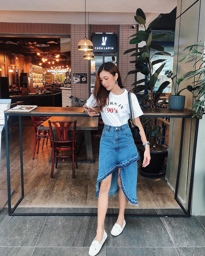 Ngắm street style Châu Á mới thấy, hóa ra mặc mát mẻ mà vẫn chất lại dễ dàng quá thế này-6