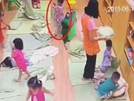 Lá thư xin lỗi gửi lúc đêm muộn của cô giáo ở Hà Nội tát bé hơn 2 tuổi sấp mặt, tụ máu môi