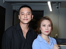 Phương Thanh tuyên bố ẩn ý chuyện tình yêu của một cặp đôi nghệ sĩ có duyên vợ chồng, nhiều
