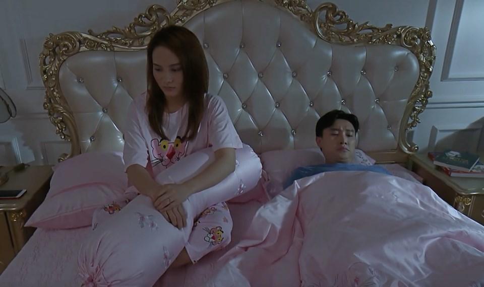 Về nhà đi con tập 50, Thư và Vũ chính thức ngủ chung giường-1