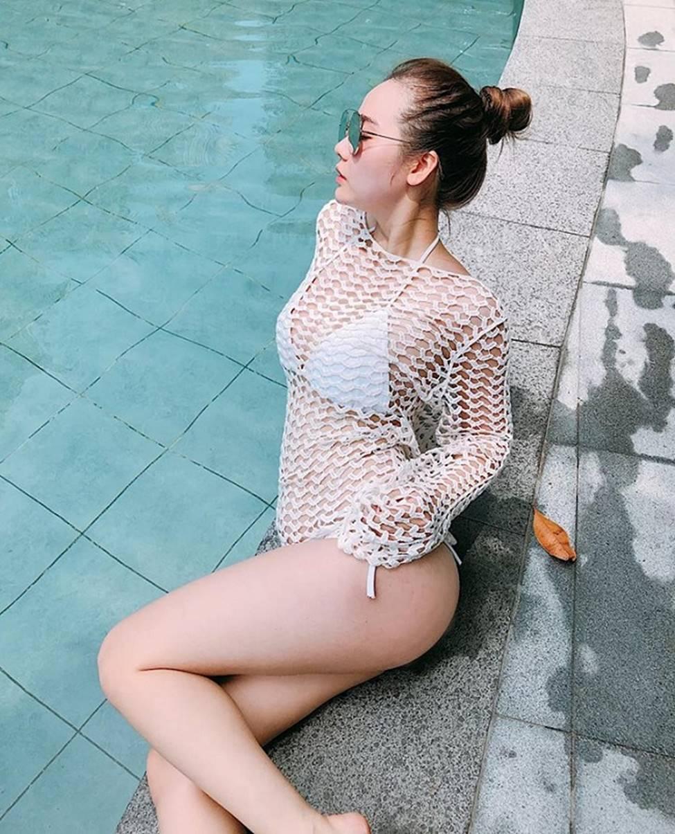 Huyền Lizzie, nữ DJ Điện Biên, cá sấu chúa mặc bạo hơn sau ly hôn-4
