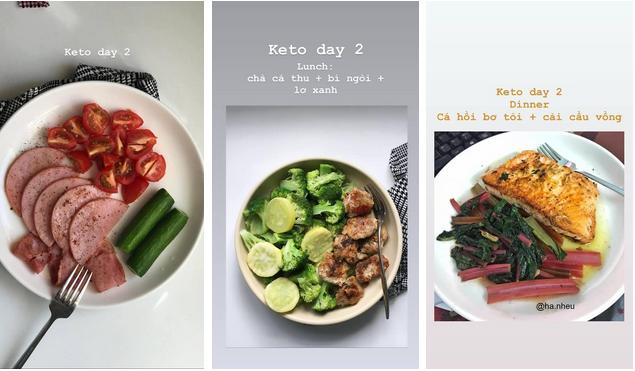 Chế độ ăn 7 ngày của cô nàng kiến trúc sư Nhêu Hà: Chẳng cần tập tành gì cũng thừa sức giảm 2 - 3kg-4