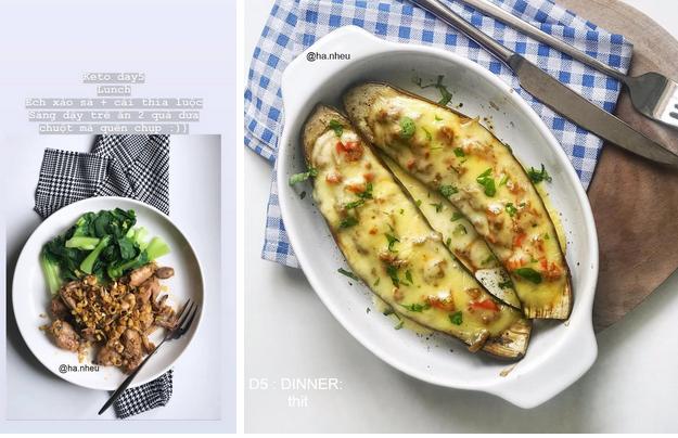 Chế độ ăn 7 ngày của cô nàng kiến trúc sư Nhêu Hà: Chẳng cần tập tành gì cũng thừa sức giảm 2 - 3kg-7