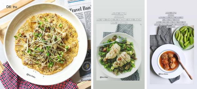 Chế độ ăn 7 ngày của cô nàng kiến trúc sư Nhêu Hà: Chẳng cần tập tành gì cũng thừa sức giảm 2 - 3kg-8