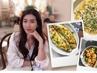 Chế độ ăn 7 ngày của cô nàng kiến trúc sư Nhêu Hà: Chẳng cần tập tành gì cũng thừa sức giảm 2 - 3kg