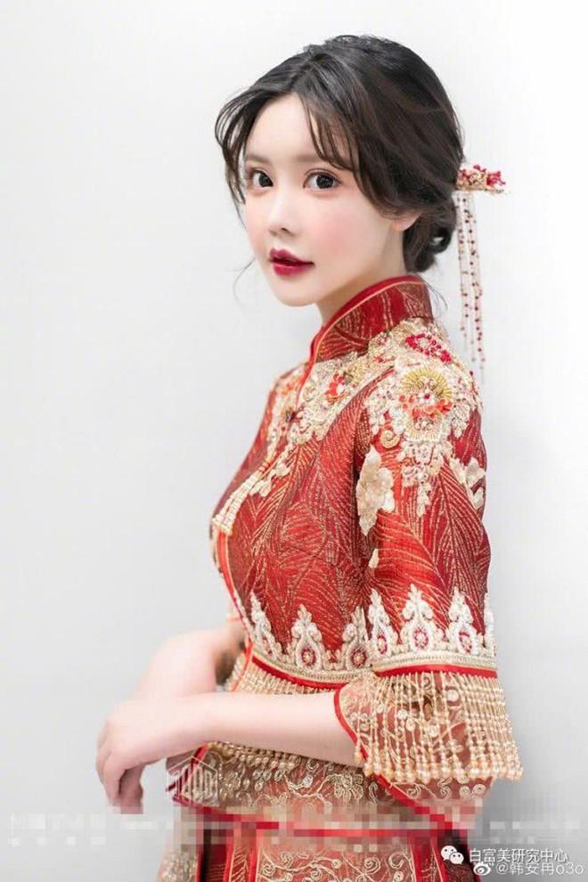 Dàn hot girl Trung Quốc lộ nhan sắc gây thất vọng khi tham dự đám cưới-10