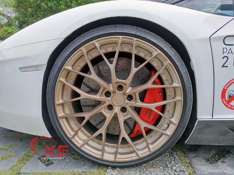 Đẳng cấp chơi siêu xe Lamborghini đáng nể của đại gia Tùng vàng-4