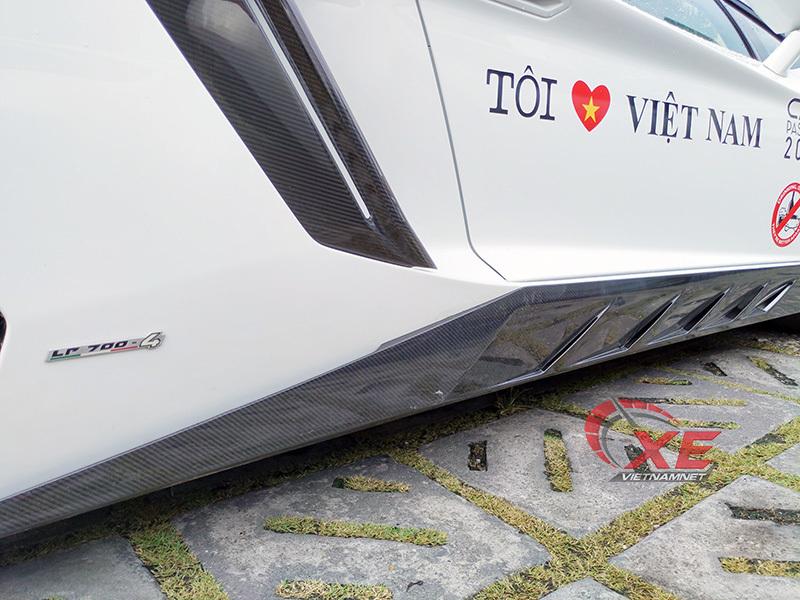 Đẳng cấp chơi siêu xe Lamborghini đáng nể của đại gia Tùng vàng-5