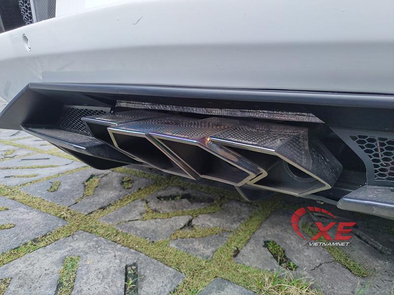 Đẳng cấp chơi siêu xe Lamborghini đáng nể của đại gia Tùng vàng-7