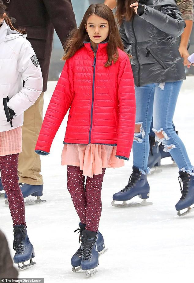 HOT: Katie thú nhận Suri không phải là con ruột của Tom Cruise?-2
