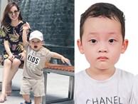 Ly Kute khoe ảnh thẻ cực đáng yêu của con trai, ai cũng công nhận 'quá giống một người nhưng không tiện nói tên'