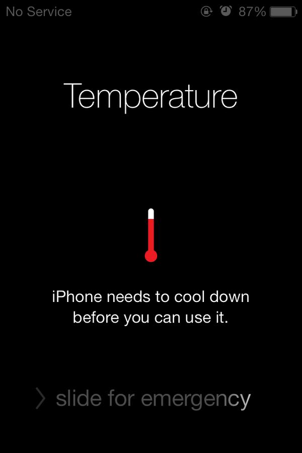 Dùng điện thoại ngoài trời nắng 40 độ có gây hại, thậm chí tai nạn cháy nổ hay không?-3