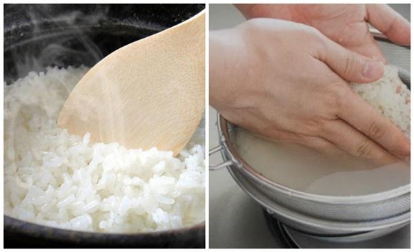 Thói quen nấu cơm ngớ ngẩn của các bà nội trợ khiến cơm mất dưỡng chất, rước bệnh, đặc biệt điều thứ 2-1