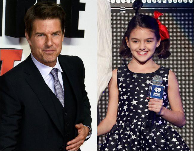 Bị đồn không phải cha ruột, đây là cách đối xử gây tranh cãi của Tom Cruise với con gái Suri suốt 6 năm qua-1