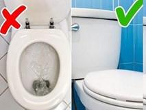 Không đậy nắp bồn cầu khi xả nước, chuyên gia cảnh cáo lỗi sai tai hại ai cũng mắc